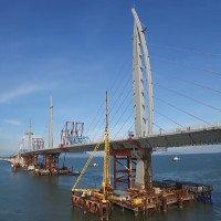 Video: Trung Quốc sắp hoàn thành cầu vượt biển dài nhất thế giới
