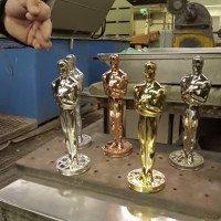 Video: Tượng vàng Oscar được làm thế nào?