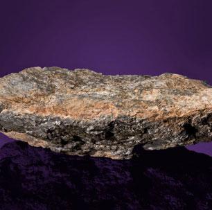 Viên đá rơi to nhất rơi từ mặt trăng được đem bán