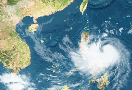 Việt Nam có thể đối mặt với siêu bão mới