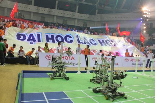 Việt Nam đoạt huy chương đồng Robocon quốc tế
