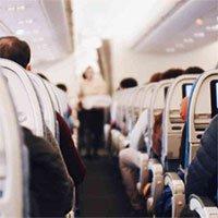 Virus lây lan như thế nào nếu bạn đi chung máy bay với một người bị ốm?