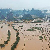 Vỡ đập ở Quảng Tây có thể là dấu hiệu cho thảm họa sắp tới