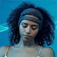Vòng đeo đầu giúp ngủ sâu