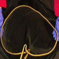 Vòng trang sức 3.000 năm tuổi bằng vàng nguyên chất