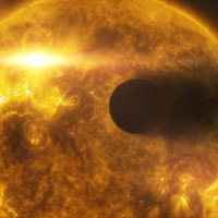 Vùng bức xạ và vùng đối lưu trong Hệ mặt trời là gì?