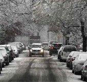 Vùng Đông Bắc Mỹ tiếp tục hứng đợt bão tuyết mới