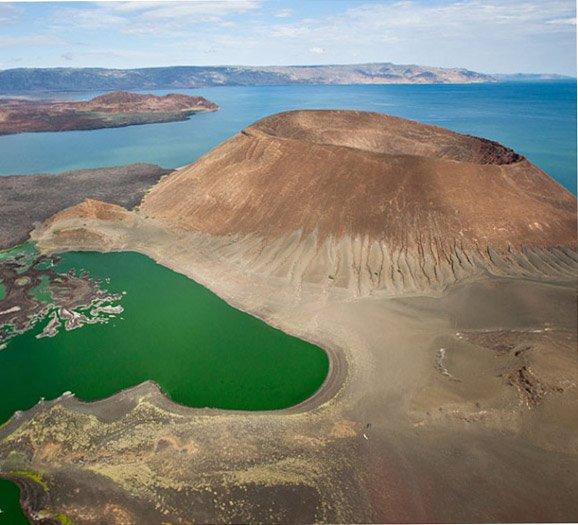 Vườn quốc gia hồ Turkana - Kenya
