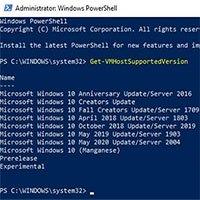Windows 10 20H2: Những thông tin đầu tiên được hé lộ