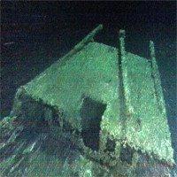 Xác tàu 15m nguyên vẹn sau 150 năm dưới đáy hồ Mỹ