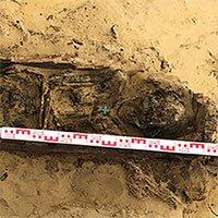 Xác ướp người phụ nữ đông cứng 200 năm