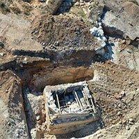 Xây cầu vượt, lạc vào thế giới nghi lễ… tắm thần bí 2.000 năm trước