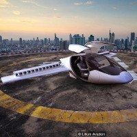 Xe bay chạy điện có thể đạt tốc độ 300km/h
