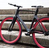 Xe đạp thông minh kết nối GPS