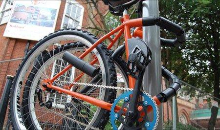 Xe đạp uốn dẻo