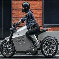 Xe máy điện tự cân bằng có tốc độ lên tới 360km/h