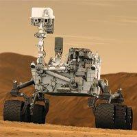 Xe tự hành trên Sao Hỏa đã hoạt động trở lại