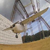 Xem thử nghiệm máy bay hạ cánh kinh hoàng của NASA