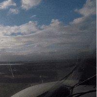 Xem trọn chuyến bay 11 tiếng chỉ trong đoạn video time-lapse kéo dài 4 phút