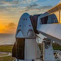 Xem trực tiếp sự kiện phóng tàu chở người lên vũ trụ đầu tiên của SpaceX và NASA