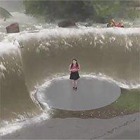 Xem video này, bạn sẽ hiểu siêu bão Florence nguy hiểm đến mức nào!