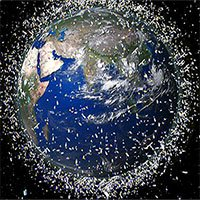 Xung quanh Trái đất toàn là rác